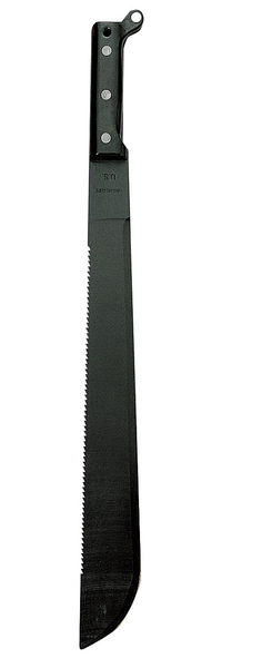 "Rothco Machetes: Genuine G.I. Government 18"" Sawback Machete"