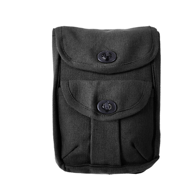 Rothco Pouches:  2-pocket Ammo Pouch