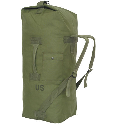 Fox Bags: GI Two Strap Duffle