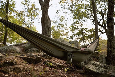 5ive Star Gear Hammock Camping Kit - Olive Drab