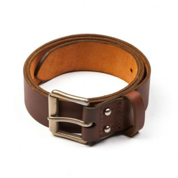 "Red Wing Belts: 1.5"" Distressed Belt Brown"