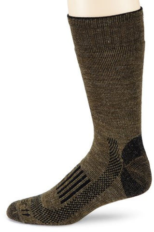 Carhartt Men's Triple Blend Thermal Boot Socks - Brown