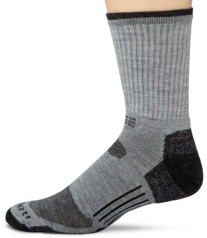 Carhartt Men's All Terrain Crew Socks - Grey
