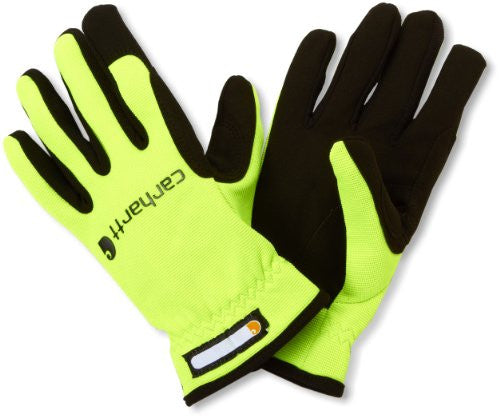 Carhartt Men's Work Flex Spandex Work Glove - Lime