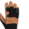 Carhartt Men's The Dex Ii Glove - Black/Brown