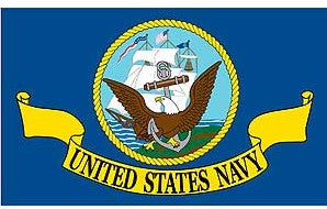 Flags: Navy 3′ x 5′ Flag