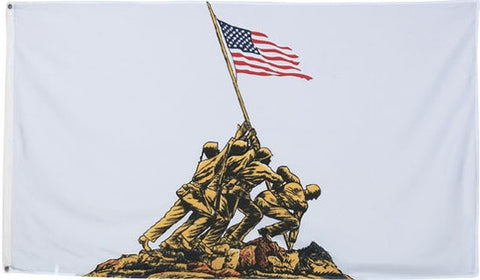 Flags: Iwo Jima 3′ x 5′ Flag