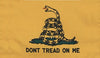 Flags: Don't Tread On Me Coiled Snake 3′ x 5′ Flag
