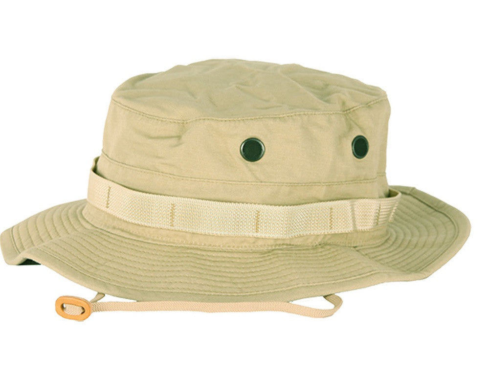 Propper Hats: Boonie Rip Stop H411 Khaki
