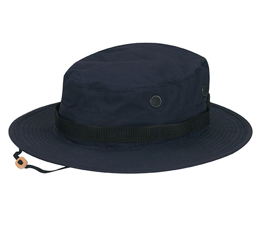 Propper Hats: Boonie Rip Stop Navy