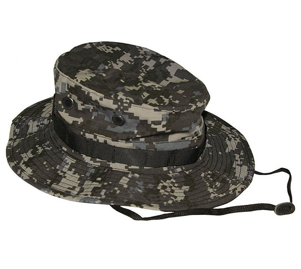 Propper Hats: Boonie Rip Stop H420 Hat  Subdued Urban Digital