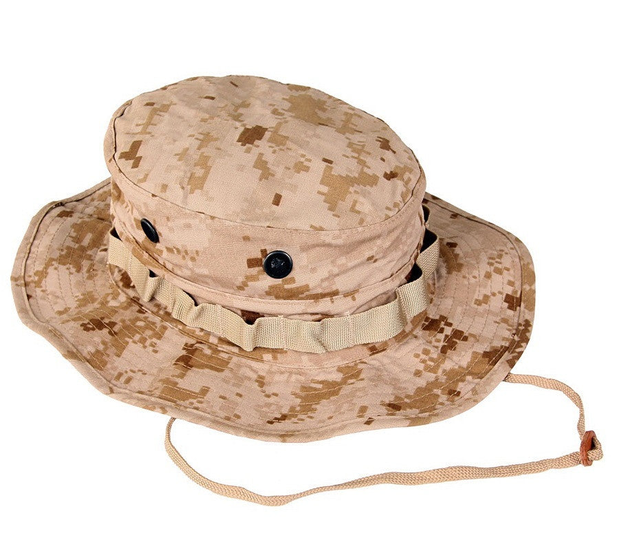 Propper Hats: Boonie Rip Stop H420 Hat  Desert Digital
