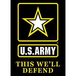 "BANNER-U.S.ARMY (29""x 42-1/2"")"