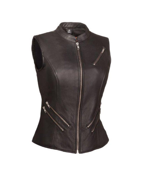 First Leather: Ladies Fairmont Vest