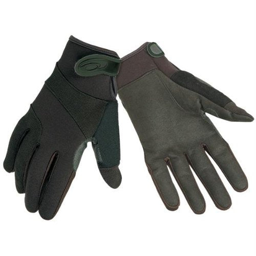Hatch Gloves: Street Guard Glove With Kevlar, Black