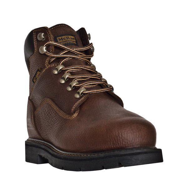 "McRae: Men's 6"" Met Guard Steel Toe Work Boots"