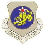 "Pins: USAF - Air Force BIRD,FALCON,RIGHT (1"")"