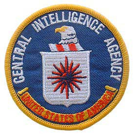"PATCHES: CIA (3"")"