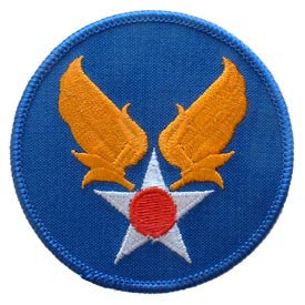 "PATCHES: USAF, ARMY / AIR FORCE (3"")"