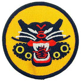 "PATCHES: ARMY TANK DESTROYER (3"")"