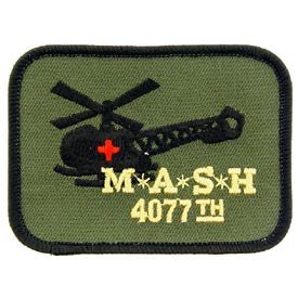"PATCHES: MASH 4077TH (3-1/2"")"