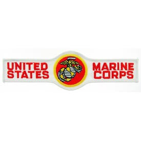 "PATCHES: USMC TAB LOGO (6-1/2"")"