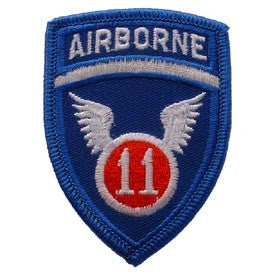 "PATCHES: ARMY 011TH AIRBORNE (3"")"