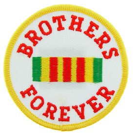 "PATCHES: VIETNAM, BROTHERS (3"")"