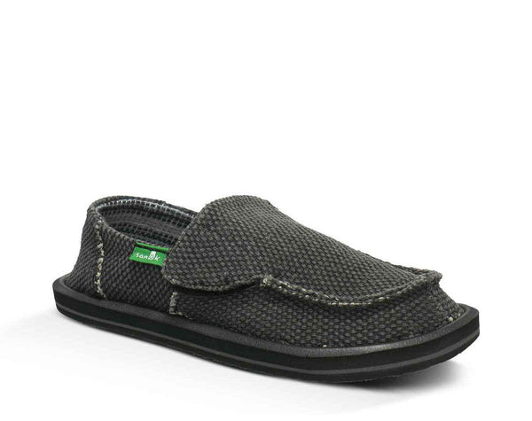 Sanuk Kids Vagabond (Toddler's) Boys Black