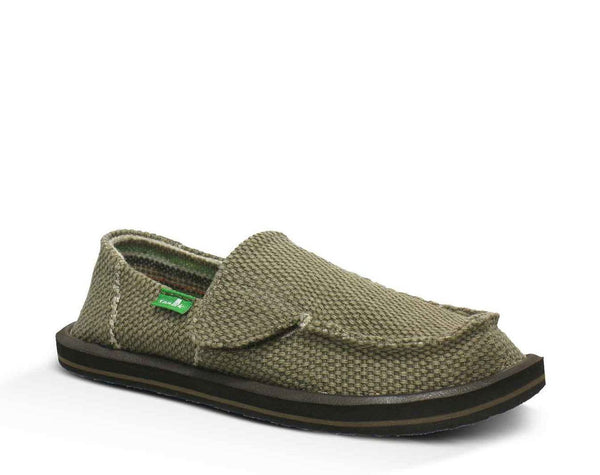Sanuk Kids Vagabond Boys (Toddler's) Brown