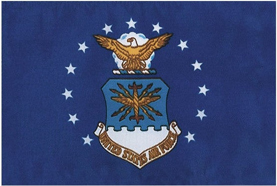 Flags: US Air Force 3′ x 5′ Flag
