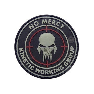 5-Star Patches: Morale Patch - No Mercy