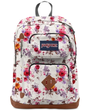 Jansport Austin Backpack Floral Memory - Jansport Everyday Backpacks
