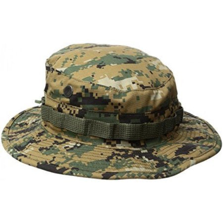 Propper Hats: Boonie 60C/40P Digital Woodland