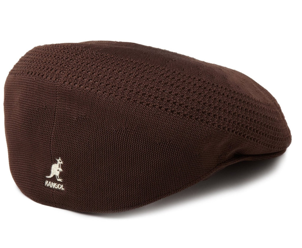 Kangol Hats: Ventair 504 CAP Brown