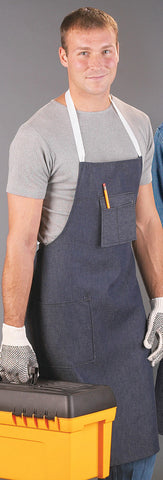 Broner: Denim Carpenters Apron