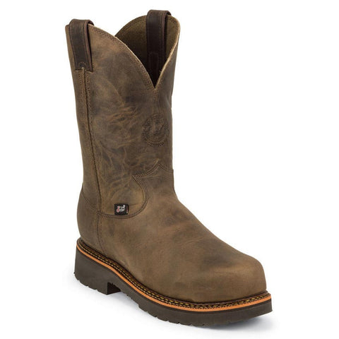 Justin Boots: Original Workboots Men's J-Max Composition Toe