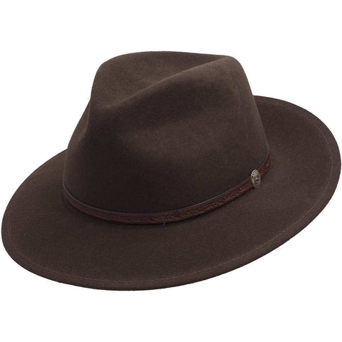 Stetson Cromwell Downturn Hat Mink