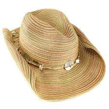 Scala Women's Western Hat LP190-Asst