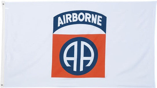 Flags: US Army 82nd Airborne 3′ x 5′ Flag