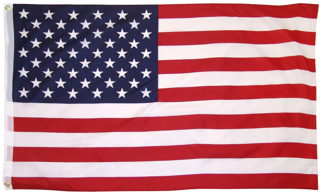 Flags: USA 3′ x 5′