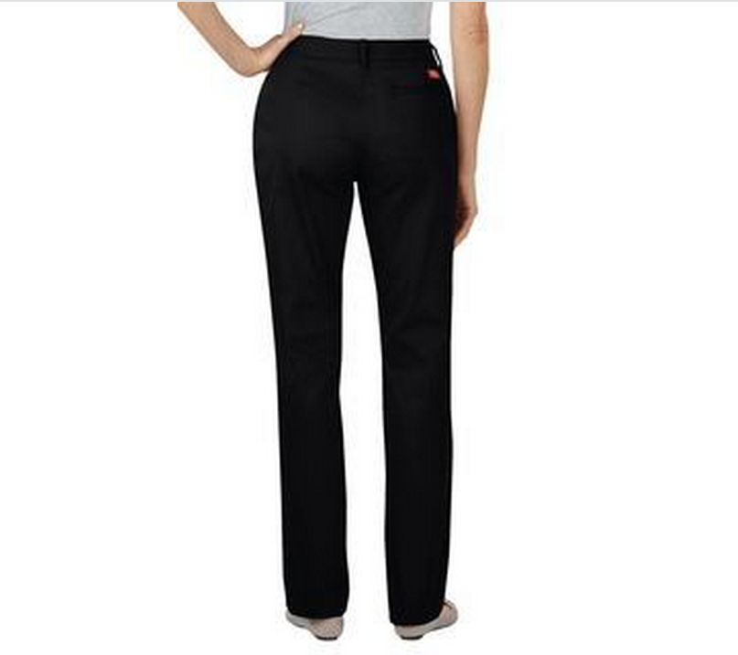 Dickies Pants: Women's Stretch Twill Relax Fit