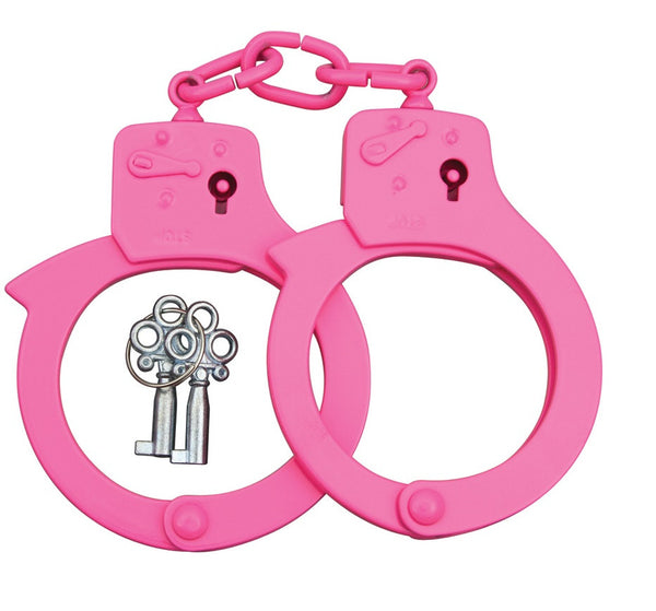 Fury Handcuffs - Single Lock Pink
