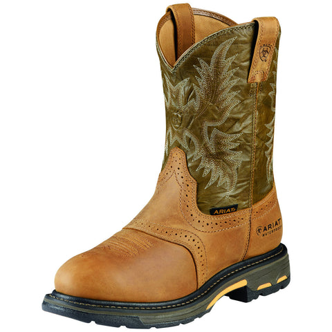 Ariat Boots: Workhog Pull-On H2O