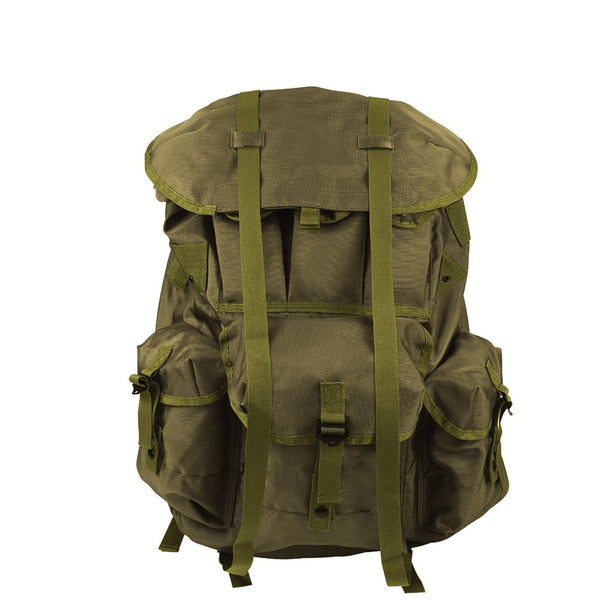 Rothco Bags: G.I. Type Alice Pack with A Frame Large Olive Drab