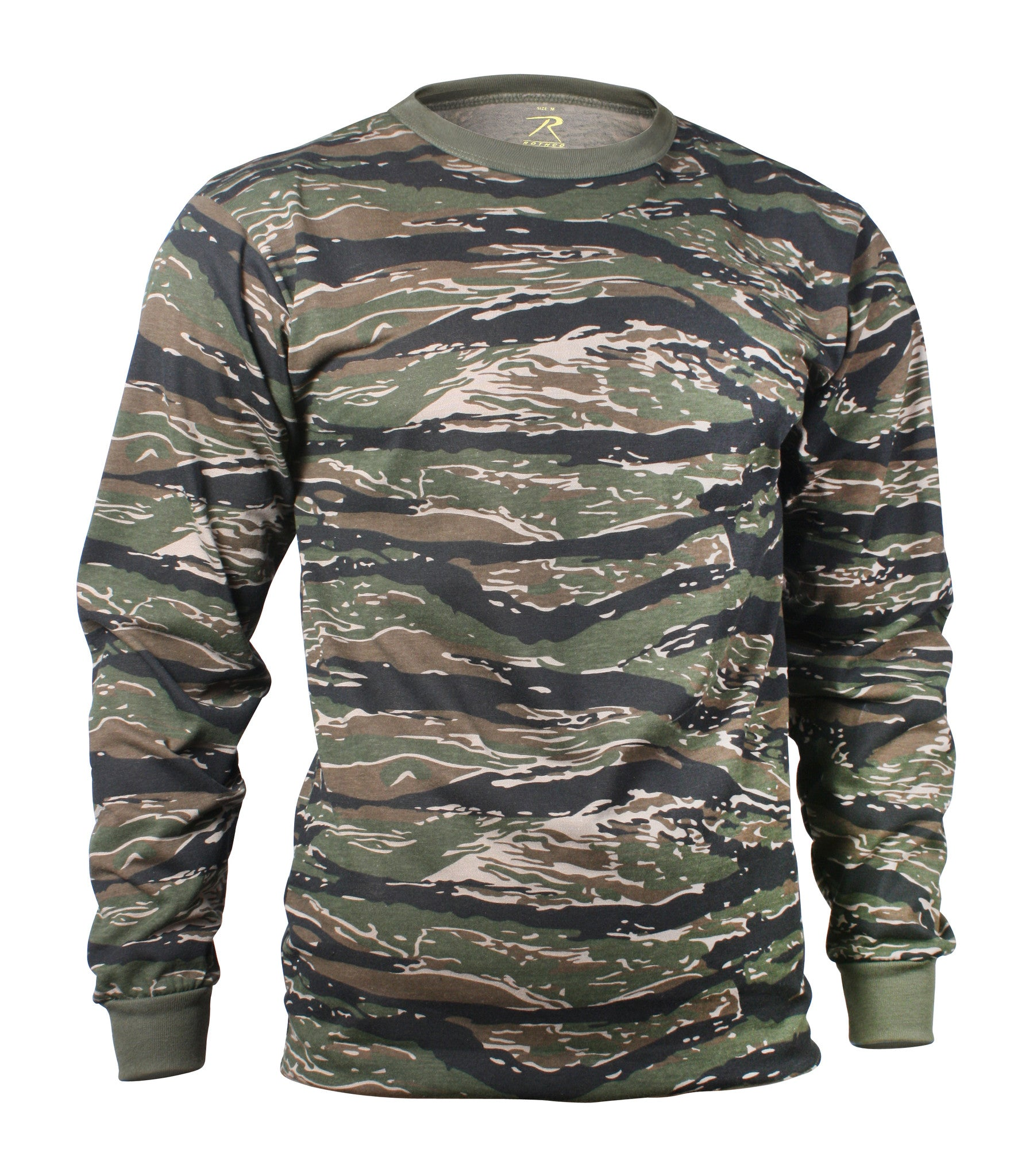 00ac5ec70 Rothco Shirts: Camo Long Sleeve T-Shirts – Army Navy Now