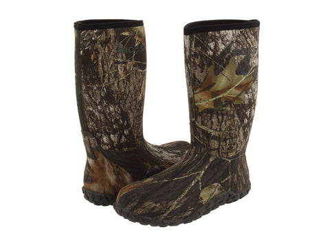 Bogs Men's Classic High Mossy Oak Rain & Hunting Boots