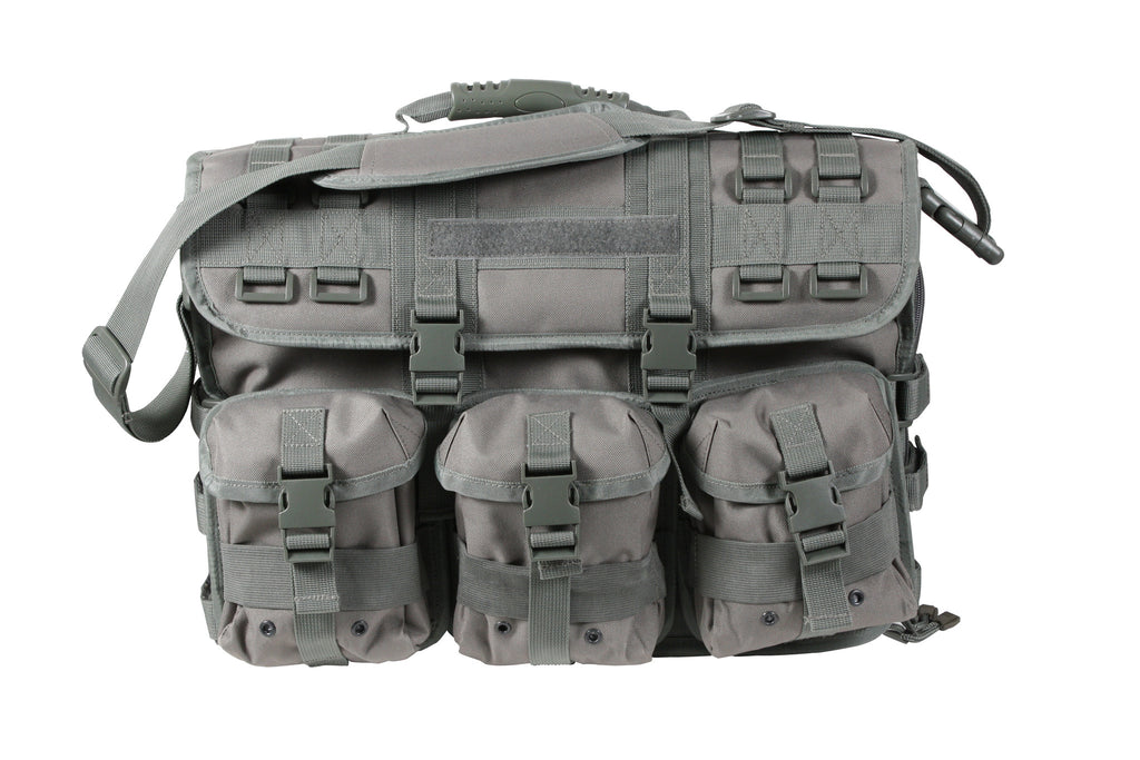 Rothco Bags: MOLLE Tactical Laptop Briefcase