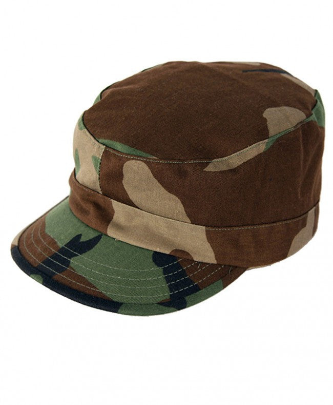 Propper Hats: Combat Caps Woodland Camo