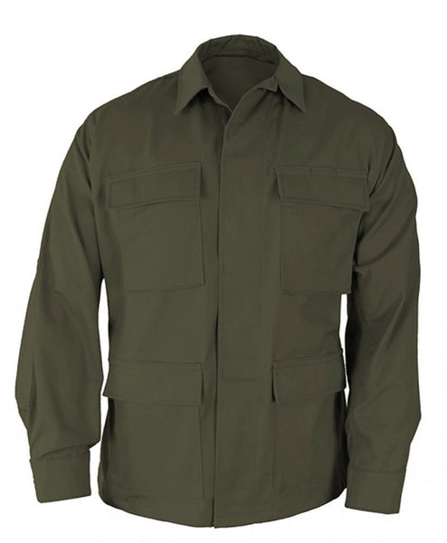Genuine Gear: BDU Ripstop Shirt / Coat - Olive